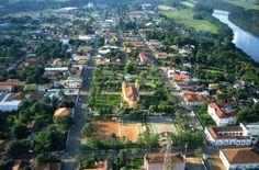 Tibagi, Paraná, Brasil - pop 20.283 (2014)