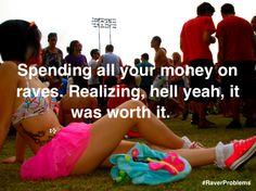 No regrets! Always totally worth it!