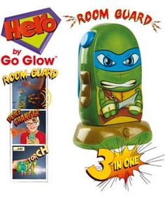 Buy Turtles Leonardo Go Glow Hero at Argos.co.uk, visit Argos.co.uk to shop online for Electronic toys and games