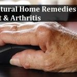 3 Natural Home Remedies For Gout & Arthritis