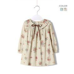 2014 Spring Floral Girls Blouse Baby Girls Shirts Peter Pan Collar Shirt For Children Outfit Kids Clothing Free Shipping