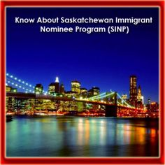 SINP has been developed exclusively to make it easier on the part of foreigners to obtain permanent resident visa of Canada and expects the general public to make use of these services without taking the help of any representative.