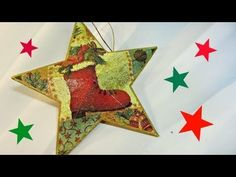 Lourdes Ortiz shared a video Christmas Star, Christmas Crafts For Kids, Christmas Baby, Christmas Projects, Christmas Holidays, Christmas Gifts, Christmas Ornaments, Origami And Kirigami, Diy Paper