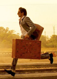 Peter Whitman (Adrian Brody), 'The Darjeeling Limited'