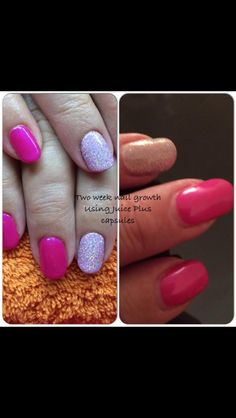 Our beauties are amazing!! CAPSULES look at these SHAMAZING nails   Want more info? Add me on Facebook today!!  https://www.facebook.com/profile.php?id=100008680566195  #nails #longnails #healthy #health #capsules #juiceplus