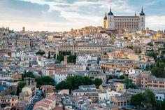 Toledo - Spain   https://www.facebook.com/Muchoviaje/photos/a.313980364482.145341.190791324482/10153077785344483/?type=1