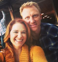 Little BTS with @therealkmckidd from episode 1316!!!