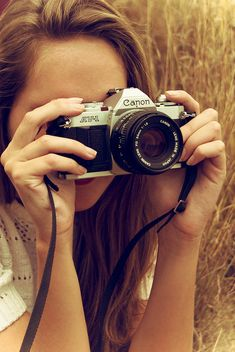 Life is like a camera. Focus on what's important, capture the good times, develop from the negatives and if things don't work out, just take another shot.