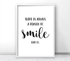 Home Wall Art Print Digital Download Art  Quote Print