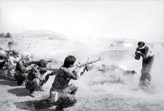 Firing Squad in Iran by Jahangir Razmi 1979
