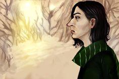 Severus Snape by findmymind