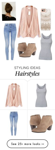 """""""Big Supporter of Bug Sweaters and Messy Hair"""" by porkchopnmyface on Polyvore featuring G-Star, Splendid and Casetify"""