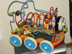 Thomas the Train Bead Maze toy Toddler Vgc - $30 (Lakeland Polk City)