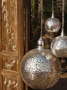 livingzurich: Orientalische Lampen