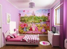girls room ideas Image