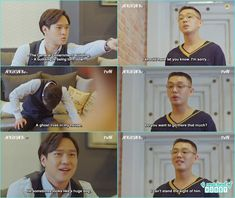 Se Joo seeing the miserable face of jin o decided to fulfill his wish - Chicago Typewriter: Episode 9 korean drama