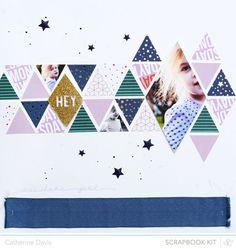 Sunshine Girl *Main Kit Only* by CatherineDavis at Studio Calico