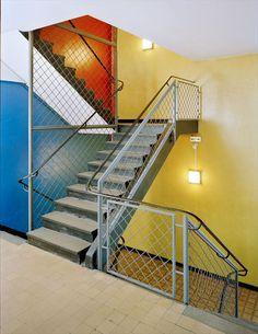 Fondation Le Corbusier - Réalisations - Armée du Salut, Cité de Refuge