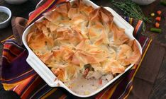 We're bringing delicious, natural food to all Canadians. Creamy Chicken Pie, Turkey Recipes, Chicken Recipes, Quiche, Pot Pies, Casserole Recipes, Casseroles, Entrees, Cabbage