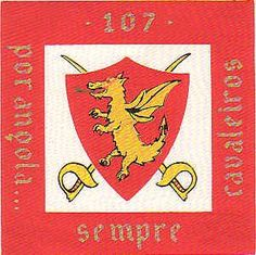 Esquadrão de Cavalaria 107 Angola