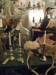 The Constant Gatherer: Mission Road Antique Mall