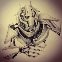 General Grievous  Star Wars