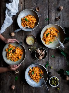Food styling and food photography.