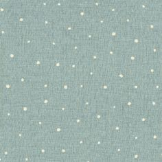Plain Dotty - Duck Egg, also comes in forget-me-not and cornflower blues.
