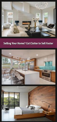 Want to sell your home faster? Image: Benning Design Construction Putting your house on the market is always a little emotional. The home that Stow Away, Hiding Spots, Sell Your House Fast, Laundry Hamper, Neat And Tidy, Small Office, Closet Bedroom, Home Buying, Clutter