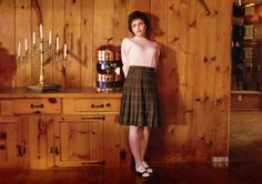 90s inspiration -- audrey horn in twin peaks
