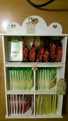 Tea box <3