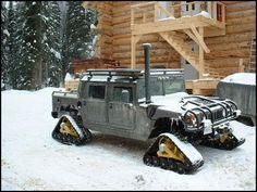 Custom Hummer H1