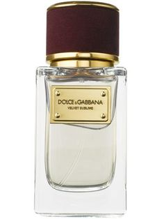 This citrus-floral Dolce & Gabbana fragrance makes for a sexy and playful scent.
