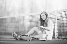 Tennis senior pictures, tennis photos, sports photos, girl senior p Tennis Senior Pictures, Tennis Photos, Girl Senior Pictures, Senior Picture Outfits, Sports Photos, Senior Girls, Senior Photos, Senior Portraits, Team Photos