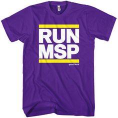 Run Twin Cities T-shirt - Minneapolis St. Paul - via Etsy.