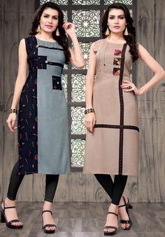 Simple Kurti Designs, New Kurti Designs, Kurta Designs Women, Kurti Designs Party Wear, Kurti Sleeves Design, Kurta Neck Design, Sleeves Designs For Dresses, Stylish Kurtis Design, Stylish Dress Designs