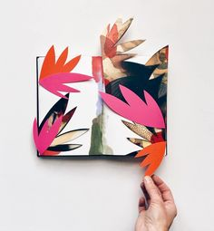Eva Magill Oliver sketchbooks