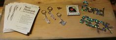 #36   Flash cards  Gifts  Key chains  Stickers  $6.00