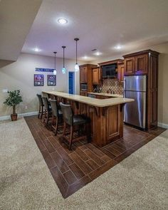 13 Basement Flooring Ideas (Concrete Wood Tile) 13 Basement Flooring Ideas (Concrete Wood Tile) Cinda Casson cindacasson New home whose's this? There are 4 basic basement […] Flooring House Design, House, Home, Basement Remodeling, Home Remodeling, New Homes, Bars For Home, Basement Kitchenette, Basement Bar Design