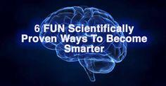 6 Steps To Become Smarter | Amad Ahmad