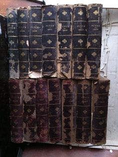 Antiquarian, collectable 1898 - 1911  PUNCH HARDBACK BOOKS. 14 Volumes.