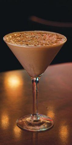CaramelAppleTini- - - - - -  3    ounces toffee liqueur  3    ounces apple pie liqueur  2    ounces Godiva chocolate liqueur