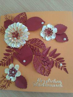 Geburtstagskarte mit Innenleben