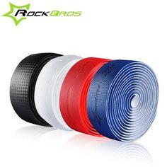 OCKBROS Colorful Road Bike Handlebar Tape Belt Bicycle Cycling Handle Cork Waterproof Handlebar Tape Wrap Bike Parts