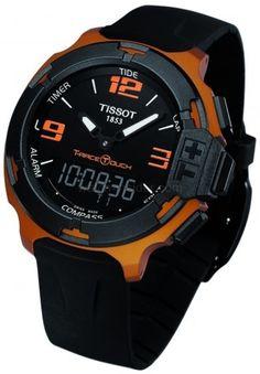 Tissot T-Touch Aluminum