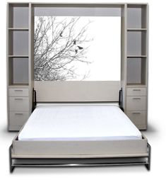 Australian Made Wall Beds | Laminex fold away beds | SmartBed