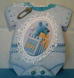 Ria van Veldhuizen creatief: It's a boy!