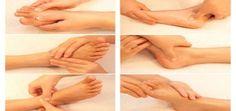 Voici 6 Points du pied à masser pour vous sentir mieux Saviez-vous que les jambes les pieds et les mains contenaient des milliers de terminaisons nerveuses?