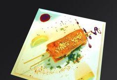 Fast food salmon
