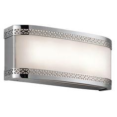 Contessa LED Bath Wall Light